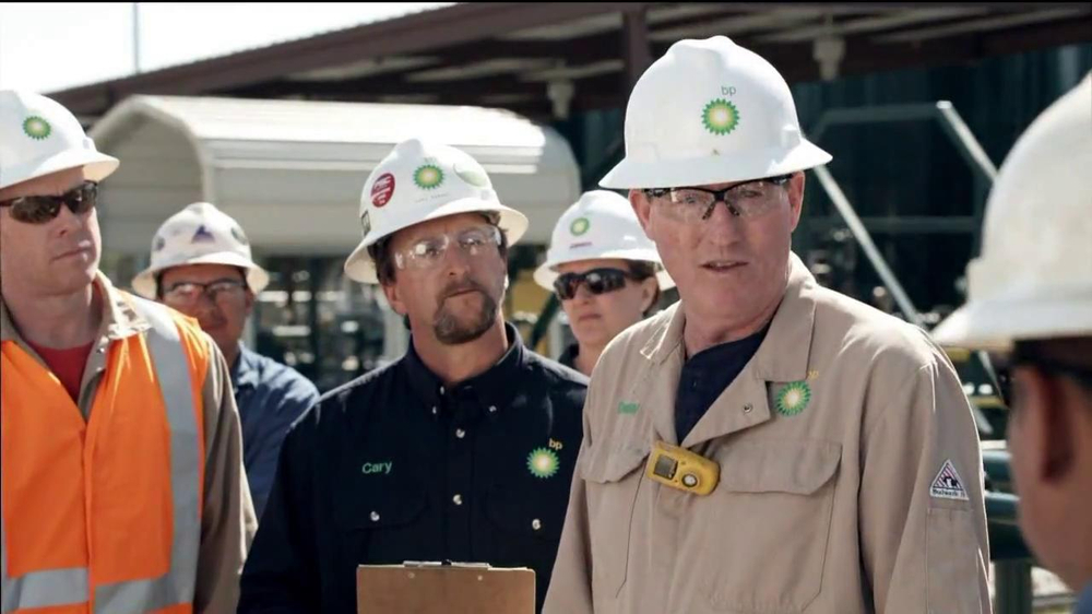 BP TV Commercial, 'Safety'
