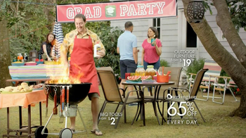 Burlington Coat Factory TV Spot, 'Grad Party' - Thumbnail 9