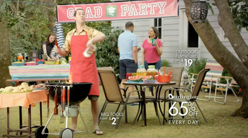 Burlington Coat Factory TV Spot, 'Grad Party' - Thumbnail 8