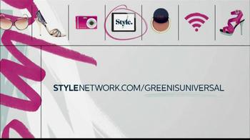 Green Is Universal TV Spot, 'Style Network: Hair' - Thumbnail 9