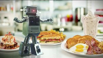 Denny's Baconalia TV Spot, 'Bacon Equation'