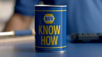 NAPA TV Spot, 'Upside Down' - Thumbnail 8