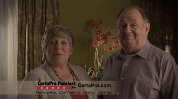 CertaPro Painters TV Spot, 'Painting is Personal' - Thumbnail 1