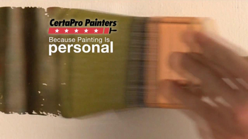 CertaPro Painters TV Spot, 'Painting is Personal' - Thumbnail 4