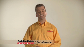 CertaPro Painters TV Spot, 'Painting is Personal' - Thumbnail 6