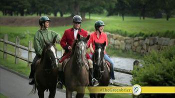The Greenbrier TV Spot, 'Unwind'