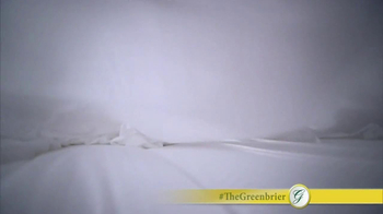 The Greenbrier TV Spot, 'Unwind' - Thumbnail 2
