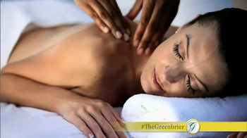 The Greenbrier TV Spot, 'Unwind' - Thumbnail 4