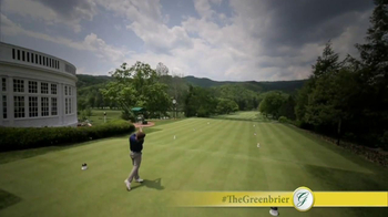 The Greenbrier TV Spot, 'Unwind' - Thumbnail 5
