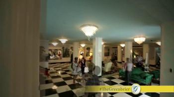 The Greenbrier TV Spot, 'Unwind' - Thumbnail 7