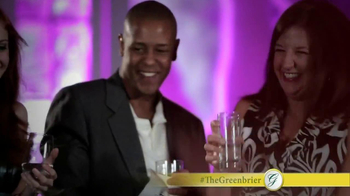 The Greenbrier TV Spot, 'Unwind' - Thumbnail 9