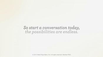 Wells Fargo TV Spot, 'Conversations Though the Years' - Thumbnail 9