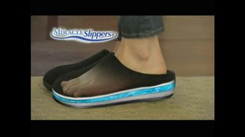 Miracle Slippers TV Spot thumbnail