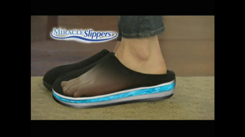 Miracle Slippers TV Spot