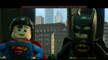 LEGO Batman: The Movie on Blu-ray Combo, DVD and Digital Download TV Spot - 173 commercial airings
