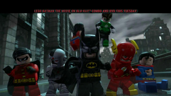 LEGO Batman: The Movie on Blu-ray Combo, DVD and Digital Download TV Spot - Thumbnail 2