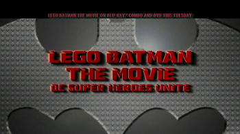LEGO Batman: The Movie on Blu-ray Combo, DVD and Digital Download TV Spot - Thumbnail 5
