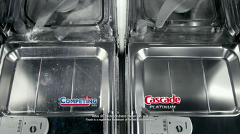 Cascade Platinum TV Spot, 'Brilliant Shine'