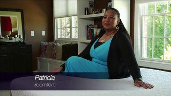 Serta iComfort Sleep System TV Spot, 'Customers'