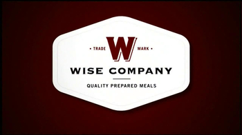 Wise Food Storage TV Spot Featuring Ruth England - Thumbnail 5
