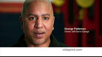 Vistaprint TV Spot, 'George Patterson: Simple'