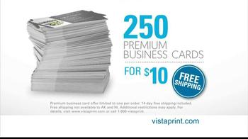 Vistaprint TV Spot, 'George Patterson: Simple' - Thumbnail 7