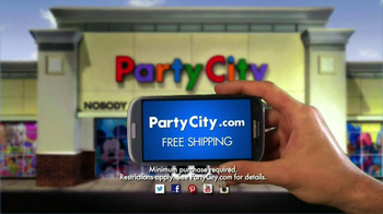 Party City TV Spot, 'Graduation Party' - Thumbnail 10
