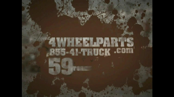 4 Wheel Parts TV Spot, 'Driverside Underseat Lockbox' - Thumbnail 4