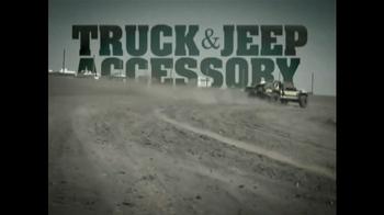 4 Wheel Parts TV Spot, 'Driverside Underseat Lockbox' - Thumbnail 1