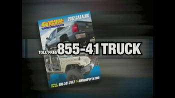 4 Wheel Parts TV Spot, 'Driverside Underseat Lockbox' - Thumbnail 3