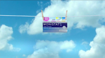 Monistat 1 TV Spot, 'Clothes Line' - Thumbnail 4