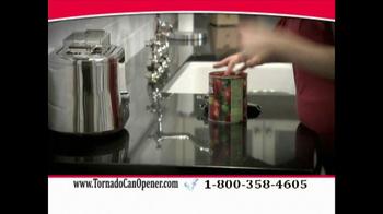 Tornado Can Opener TV Spot - Thumbnail 3