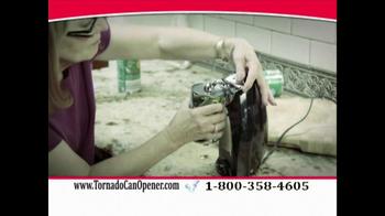 Tornado Can Opener TV Spot - Thumbnail 7