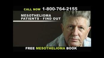 Danziger & De Llano TV Spot, 'Mesothelioma Lung Cancer Patients' - Thumbnail 4