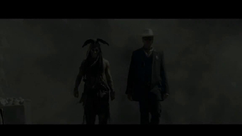 The Lone Ranger - Alternate Trailer 4