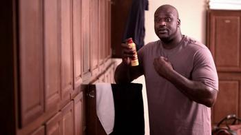 Gold Bond Powder Spray TV Spot, 'Sha-cool' Featuring Shaquille O'Neal - Thumbnail 2