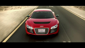 Audi R8 TV Spot, 'Engineered for Iron Man' - Thumbnail 10