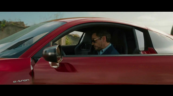 Audi R8 TV Spot, \'Engineered for Iron Man\'
