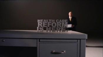 Insperity TV Spot, 'Health Care Reform' - Thumbnail 1