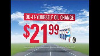 PepBoys The Great Spring Break TV Spot, 'Oil Change'