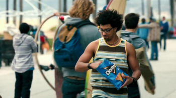 Taco Bell Doritos Locos Tacos TV Spot, 'Bag Pass' Song by New Politics - Thumbnail 1