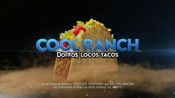 Taco Bell Doritos Locos Tacos TV Spot, 'Bag Pass' Song by New Politics - Thumbnail 8