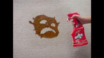 Resolve Stain Remover TV Spot, 'Carpet Monsters'