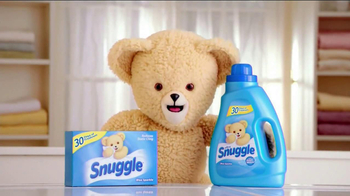 Snuggle TV Spot, \'Snuggly Softness\'