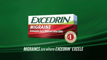 Excedrin Migraine TV Spot, 'Can't Put Life on Hold' - Thumbnail 7