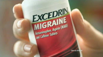Excedrin Migraine TV Spot, 'Can't Put Life on Hold' - Thumbnail 4