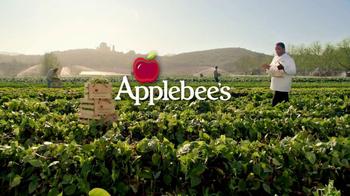 Applebee's Blackened Sirloin & Garlicky Green Beans TV Spot, 'Only Fresh' - Thumbnail 1