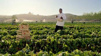 Applebee's Blackened Sirloin & Garlicky Green Beans TV Spot, 'Only Fresh' - Thumbnail 2