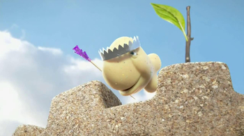 Goldfish Grahams TV Spot, 'Great Outdoors: King Neptune'