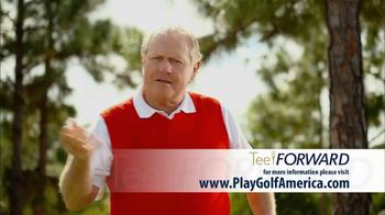 Tee It Forward TV Spot Featuring Jack Nicklaus - Thumbnail 10